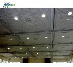 Lưới treo trần bảo vệ đèn chiếu sáng